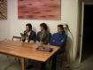 Stefano Parretta, Mauro Bergamasco, Jarno Celeghin